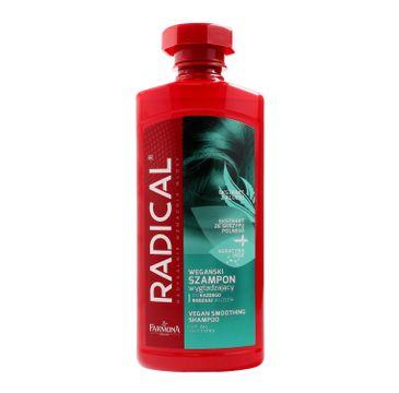 Radical Vegan Smoothing Mist Szampon wygładzający do włosów 400 ml