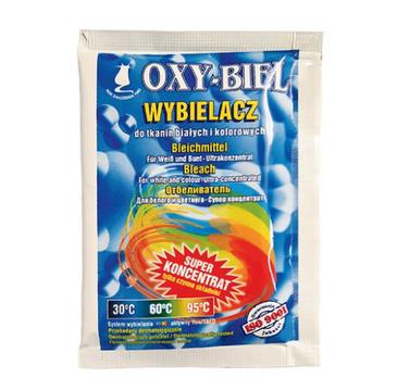 Radziemska Oxy-biel Wybielacz do tkanin białych i kolorowych (35 g)