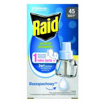 Raid płyn owadobójczy do elektrofumigatora zapas (27 ml)
