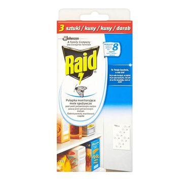 Raid – Pułapka na mole spożywcze (3 szt.)