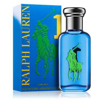 Ralph Lauren – Big Pony Blue 1 woda toaletowa spray (50 ml)
