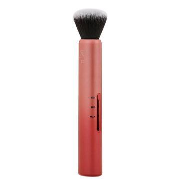 Real Techniques – Custom Complexion 3in1 Brush pędzel do makijażu z regulacją gęstości włosia (1 szt.)