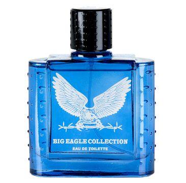 Real Time Big Eagle Collection Blue woda toaletowa spray 100ml