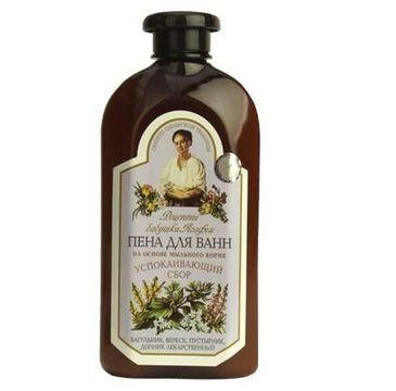 Receptury Babuszki Agafii płyn do kąpieli ziołowy relaksujący (500 ml)