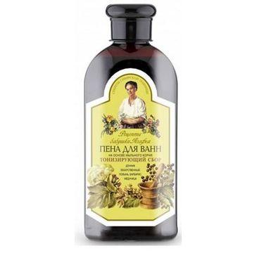 Receptury Babuszki Agafii płyn do kąpieli ziołowy tonizujący (500 ml)