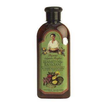 Receptury Babuszki Agafii szampon-balsam do wszystkich włosów regenerujący 350 ml