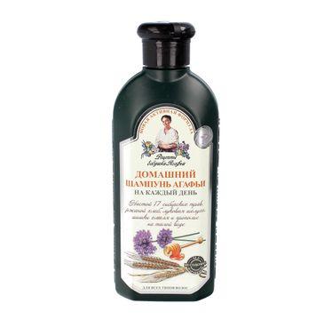 Receptury Babuszki Agafii szampon do każdego typu włosów wzmacniający (350 ml)
