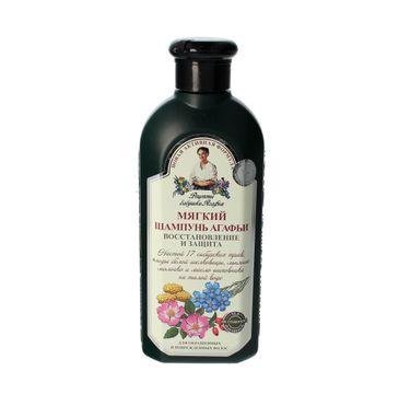 Receptury Babuszki Agafii szampon do każdego typu włosów ziołowy (350 ml)