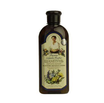 Receptury Babuszki Agafii szampon do włosów tłustych odżywczy 350 ml