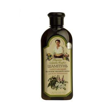 Receptury Babuszki Agafii szampon do wszystkich włosów wzmacniający 350 ml
