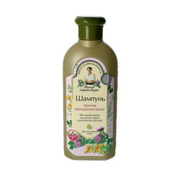 Receptury Babuszki Agafii szampon przeciw wypadaniu włosów 350 ml