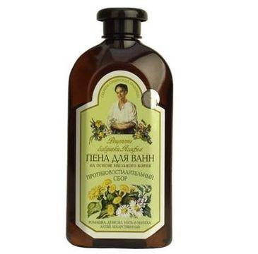 Receptury Babuszki Agafii trwa tajgi płyn do kąpiel ziołowy (500 ml)
