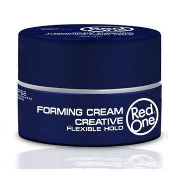 Red One Professional Men Forming Cream Creative krem do stylizacji włosów Flexible Hold 100ml