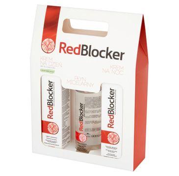 RedBlocker – Zestaw krem na dzień 50ml + krem na noc 50ml + płyn micelarny 200ml (1 szt.)