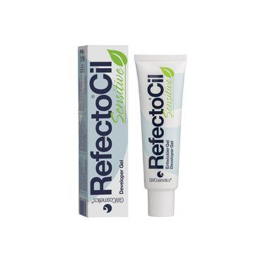 Refectocil Sensitive Developer Gel żelowy aktywator do farb 60ml