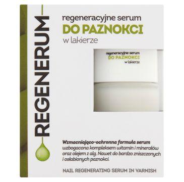 Regenerum – Regeneracyjne serum do paznokci w lakierze (8 ml)