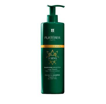 Rene Furterer 5 Sens Enhancing Shampoo szampon upiększający do częstego stosowania 600ml