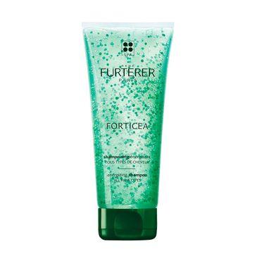 Rene Furterer Forticea Shampoo Energizzante szampon wzmacniający wszystkie rodzaje włosów 200ml