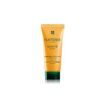 Rene Furterer Karite Nutri Intense Nourishing Shampoo szampon intensywnie odżywiający do włosów bardzo suchych 150ml