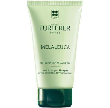 Rene Furterer Melaleuca Anti-Dandruff Shampoo szampon przeciw łupieżowi tłustemu 150ml
