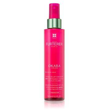 Rene Furterer Okara Color Enhancing Spray spray wzmacniający kolor włosów 150ml