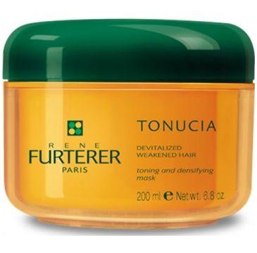 Rene Furterer Tonucia Maska wzmacniająca i przywracajaca gęstość włosom cienkim, pozbawionym witalności 200ml