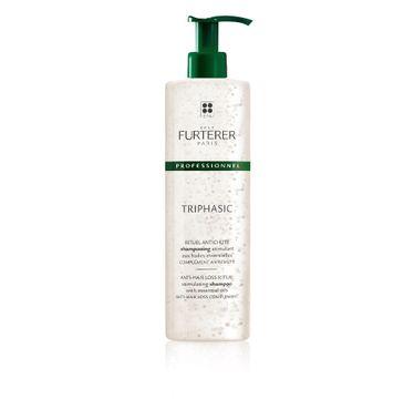 Rene Furterer Triphasic Anti-Hair Loss Ritual stymulujący szampon do włosow z olejkami eterycznymi 600ml