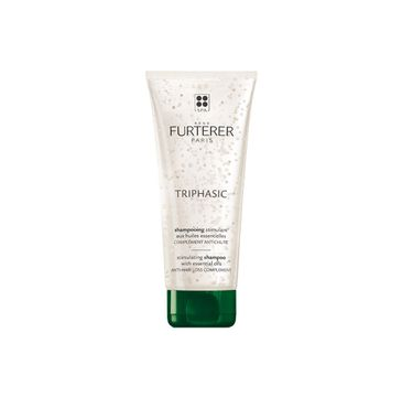 Rene Furterer Triphasic Shampoo szampon stymulujący z olejkami eterycznymi 200ml