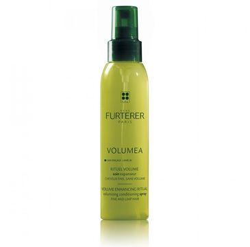 Rene Furterer Volumea Volume Enhancing Ritual odżywka dodająca objętości włosom cienkim 125ml