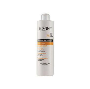 Renee Blanche H.Zone Shampoo Ravvivante Capelli Ricci szampon do włosów kręconych 500ml