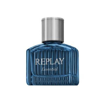 Replay Essential for Him woda toaletowa spray 75ml