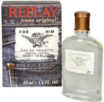 Replay Jeans Original! for Him woda toaletowa spray 50ml