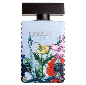 Replay Signature Secret For Woman woda toaletowa spray 100ml