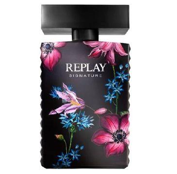 Replay Signature woda perfumowana spray 30ml