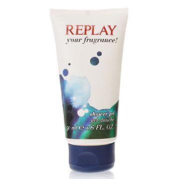 Replay Your Fragrance żel pod prysznic 50ml