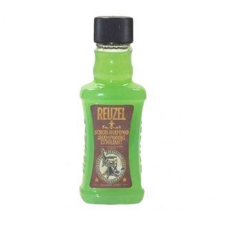 Reuzel Hollands Finest Scrub Shampoo oczyszczający szampon do włosów 100ml