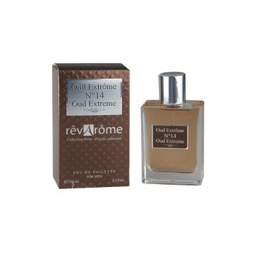 Revarome No. 14 Oud Extreme For Men woda toaletowa spray 100ml