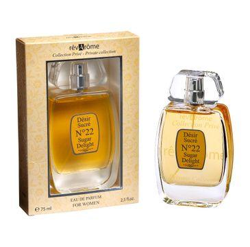 Revarome No. 22 Sugar Delight For Women woda perfumowana spray 75ml