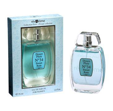 Revarome No. 34 Sweet Rain For Women woda perfumowana spray 75ml
