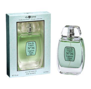 Revarome No. 36 Lagoon Aqua For Women woda perfumowana spray 75ml