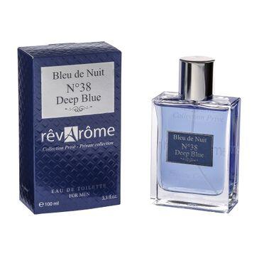 Revarome No. 38 Deep Blue For Men woda toaletowa spray 100ml