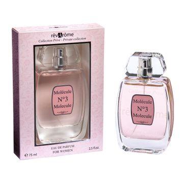 Revarome No. 3 Molecule For Women woda perfumowana spray 75ml
