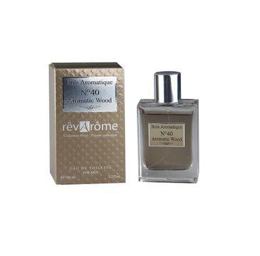 Revarome No. 40 Aromatic Wood For Men woda toaletowa spray 100ml