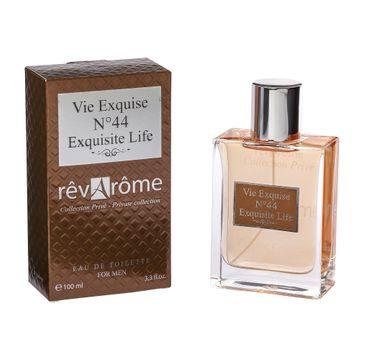 Revarome No. 44 Exquisite Life For Men woda toaletowa spray 100ml