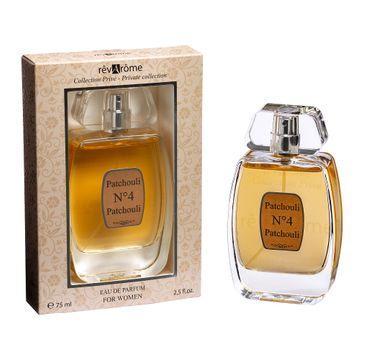 Revarome No. 4 Patchouli For Women woda perfumowana spray 75ml