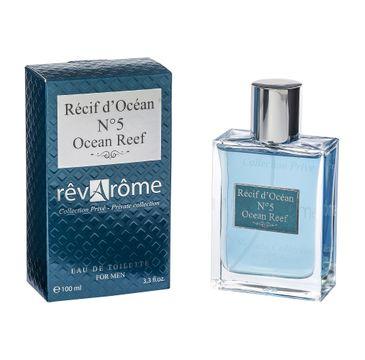 Revarome No. 5 Ocean Reef For Men woda toaletowa spray 100ml