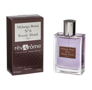 Revarome No. 6 Woody Blend For Men woda toaletowa spray 100ml