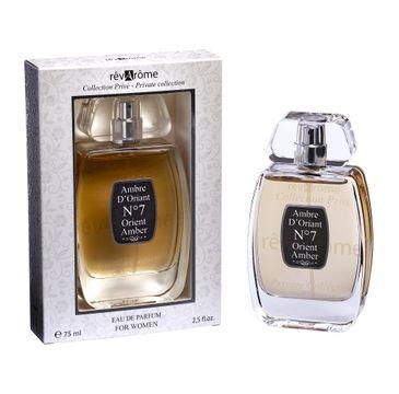 Revarome No. 7 Orient Amber For Women woda perfumowana spray 75ml