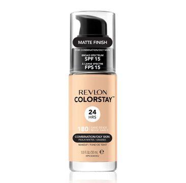 Revlon Colorstay - podkład cera mieszana i tłusta 180 Sand Beige (30 ml)