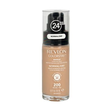 Revlon Colorstay cera sucha i normalna 200 Nude (podkład 30 ml)